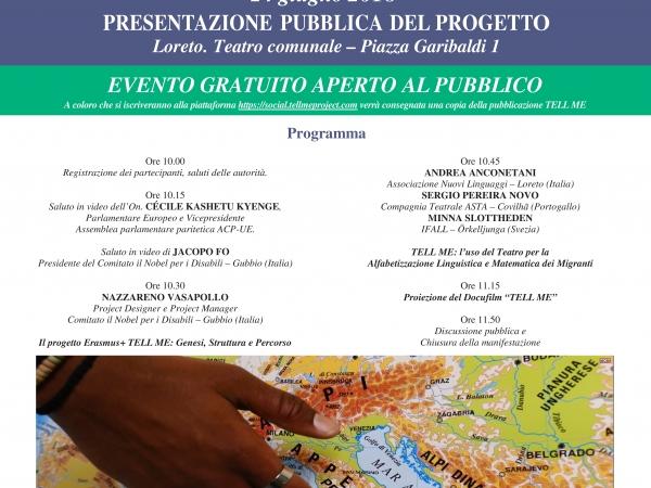 loreto-event-programme
